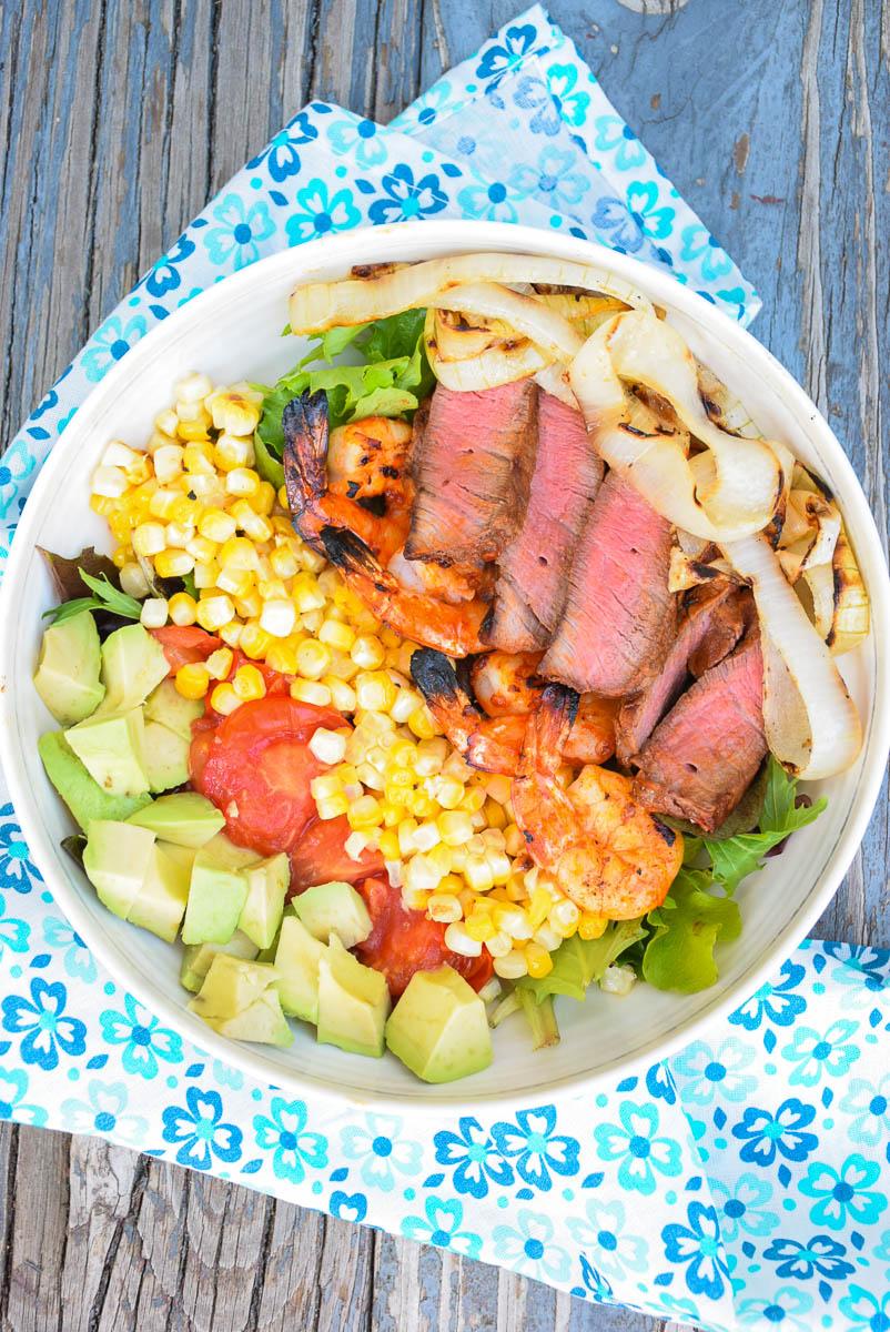 Harissa Marinated Steak