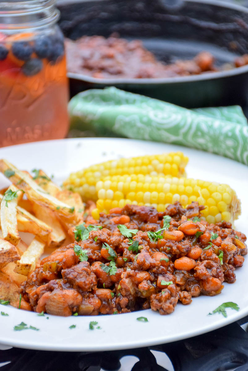 Barbecue Bean Bake
