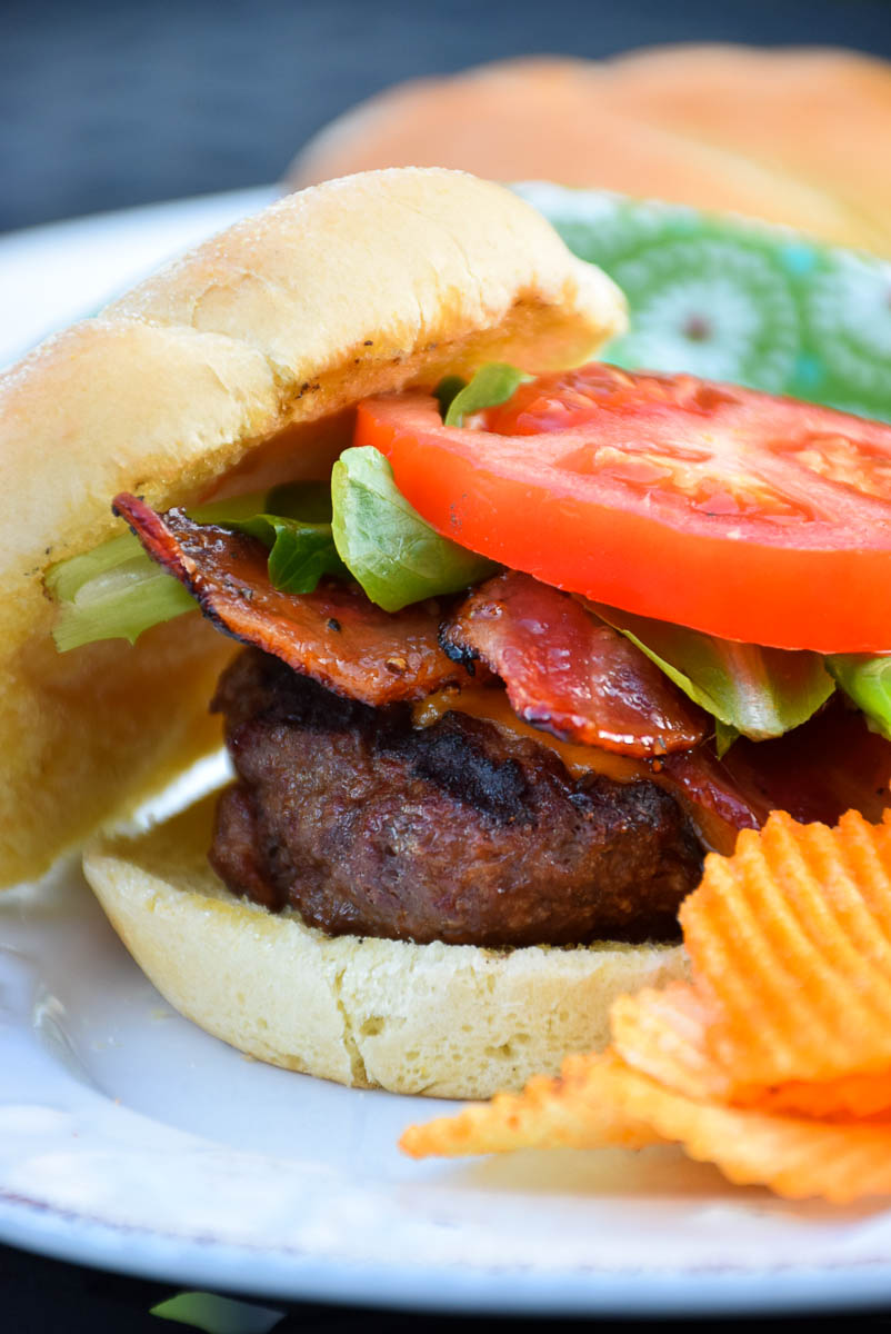 10 Must Make Gourmet Summer Burger Recipes