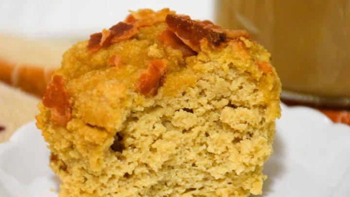 Maple Bacon Pancake Muffins