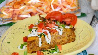 Hash Brown Taco Pie - by Grumpy's Honeybunch