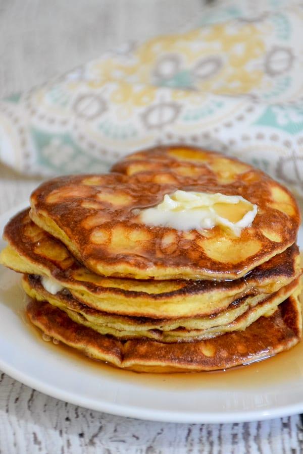 Keto Pancakes #ketorecipe #lowcarb #pancakes #breakfastrecipe