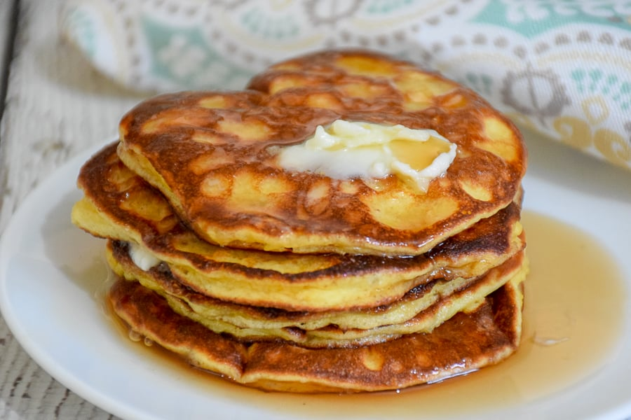 Keto Pancakes – low carb recipe