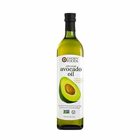 Chosen Foods 100% Pure Avocado Oil 1 L
