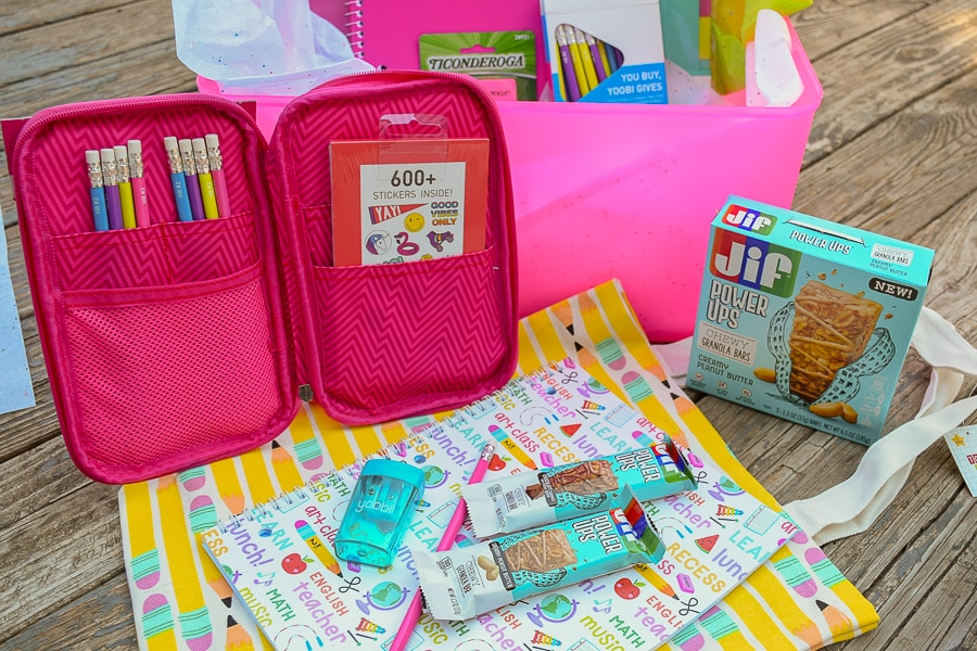 Back to school gift packages