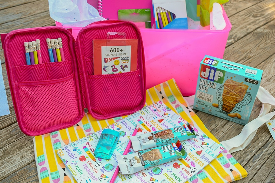 Back to School Care Package