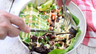 The Ultimate Burger Bowl
