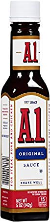 A-1 Steak Sauce 5 oz. (3-Pack)
