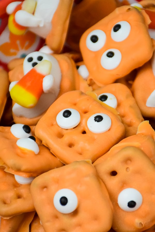 Halloween Monster Snack Mix