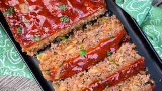 Cheddar Jalapeno Meatloaf Recipe