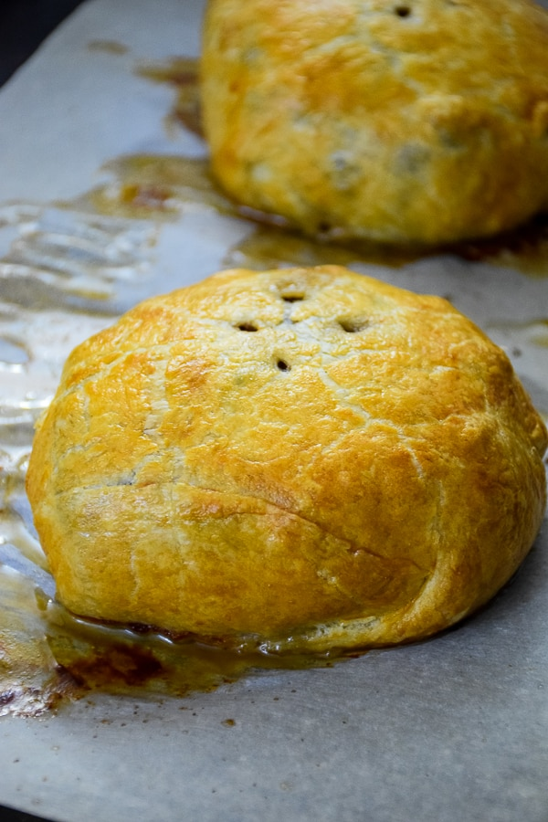 Easy Beef Wellingtons