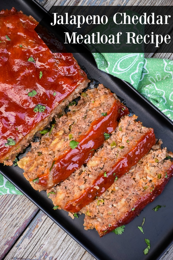 Jalapeno Cheddar Meatloaf Recipe