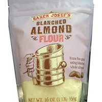 Trader Joes Blanched Almond Flour - Gluten Free - 16oz Bag