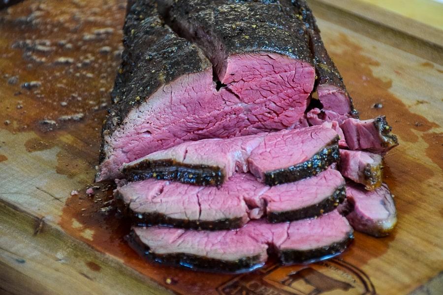 Sweet Black Pepper Whole Beef Tenderloin Roast