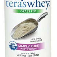 teraswhey Simply Pure Whey Protein, Plain 12 oz