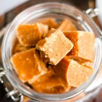 Caramel Fudge (aka Russian Fudge)