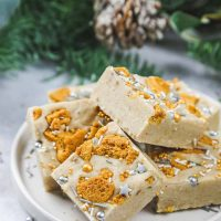 Old Fashioned Gingerbread Fudge