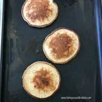 Apple Cider Pancakes • Family Around the Table