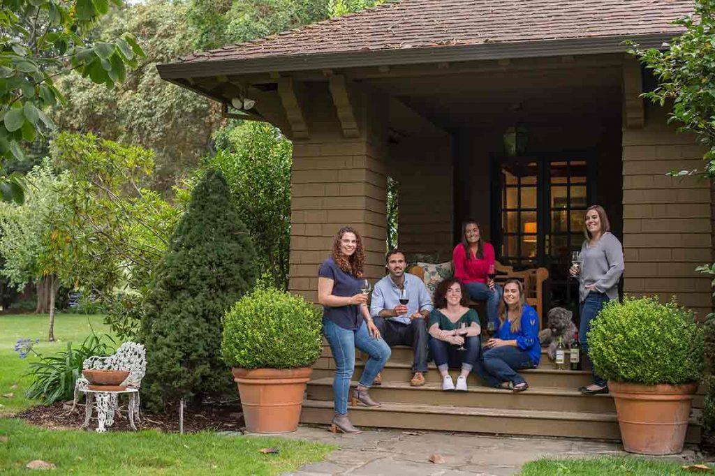 Image of the CK Mondavi Family Generation 4