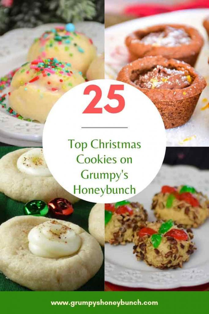 Christmas Cookie Recipes 2019.Christmas Cookie Recipes Our 25 Best Recipes Grumpy S