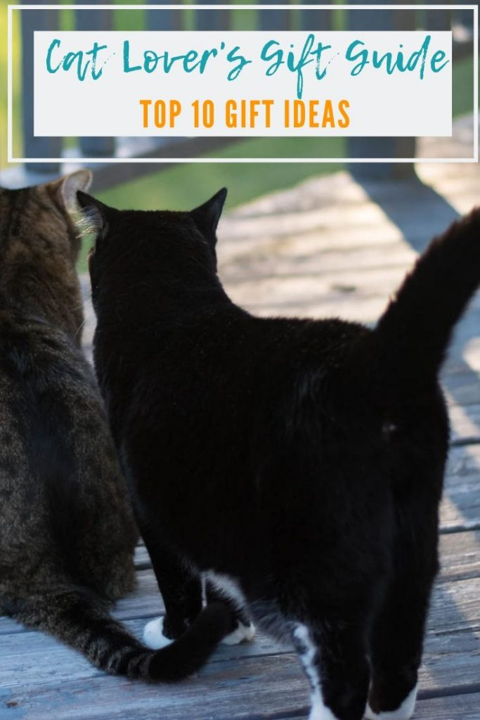 Gifts for Cat Lovers pinnable image