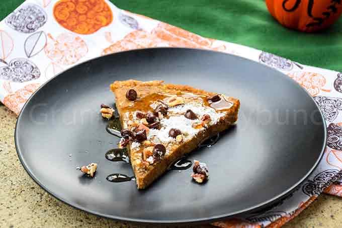 Pumpkin Dutch Baby Pancake – Keto Recipe