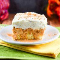 Pumpkin Tres Leches Cake - Flavor Mosaic