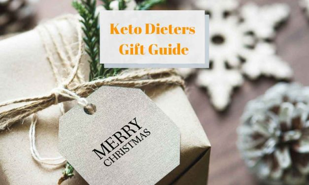Gifts for Keto Dieters – My Top 10 Picks