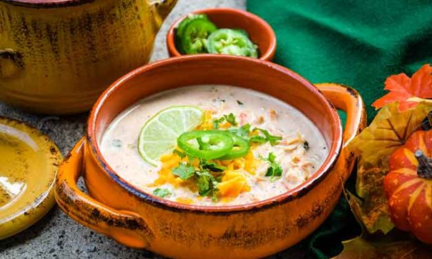 Chicken Taco Soup – Low Carb Instant Pot Recipe