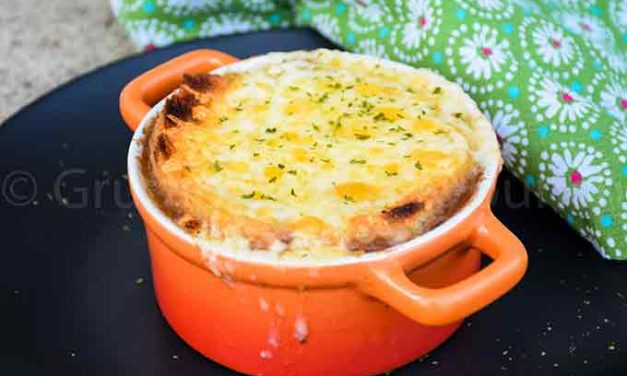 French Onion Soup – Warm and Comforting