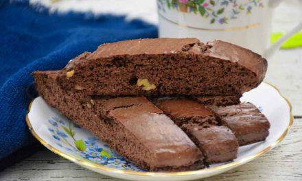 Brownie Biscotti – an Italian Chocolate Treat