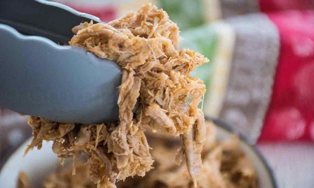 Keto Pulled Pork – Instant Pot Recipe