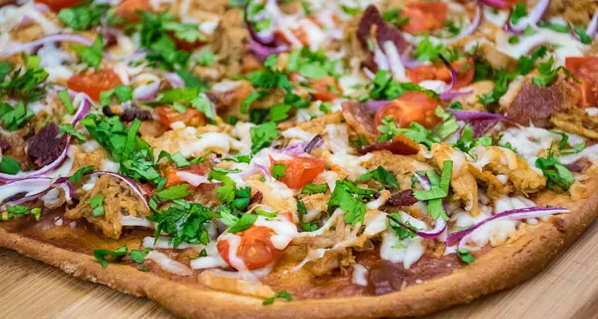 Pulled Pork Pizza – Low Carb Keto Recipe