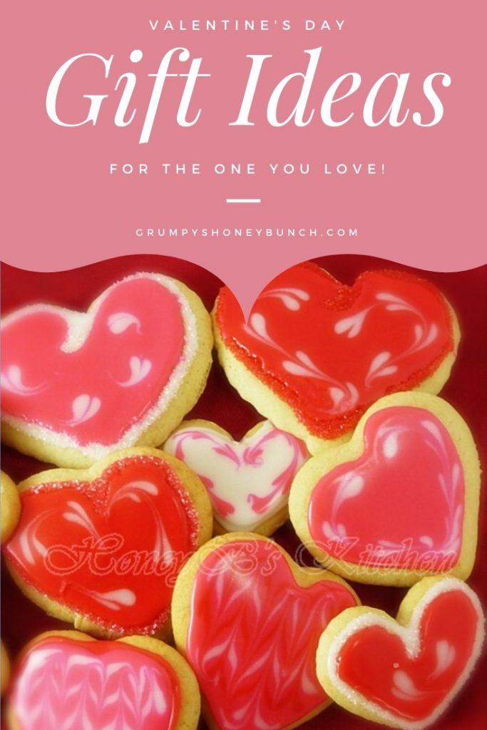 Valentine GIft Ideas pinnable image