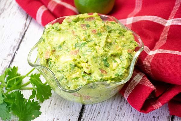 Homemade Guacamole Recipe – 1 Net carb